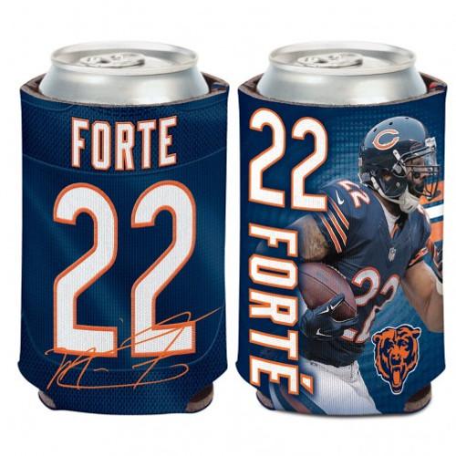Chicago Bears Can Cooler Matt Forte Design
