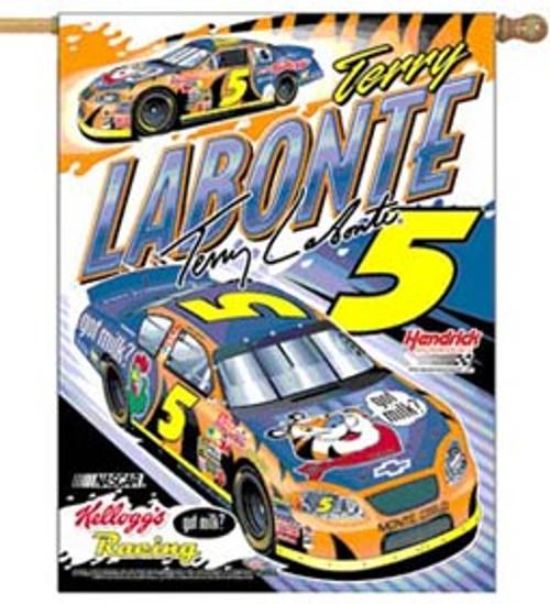 Terry Labonte Banner 27x37 Vertical