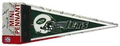 New York Jets Mini Pennant 12x30