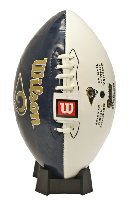 St. Louis Rams Football Wilson Team Logo