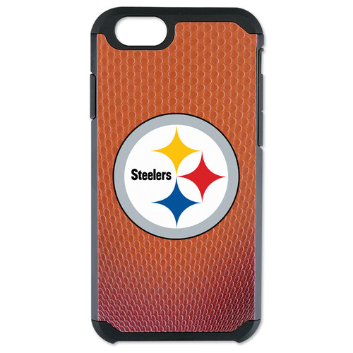 Pittsburgh Steelers Classic NFL Football Pebble Grain Feel IPhone 6 Case -