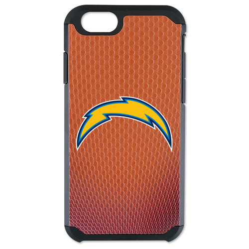 Los Angeles Chargers Phone Case Classic Football Pebble Grain Feel IPhone 6