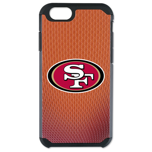 San Francisco 49ers Classic NFL Football Pebble Grain Feel IPhone 6 Case -