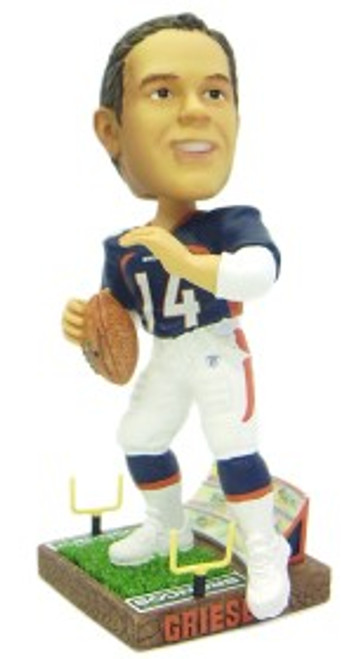 Denver Broncos Brian Griese Forever Collectibles Bobblehead