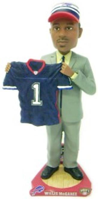 Buffalo Bills Willis McGahee Draft Pick Forever Collectibles Bobblehead