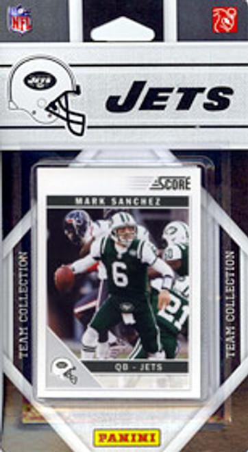 New York Jets 2011 Score Team Set CO
