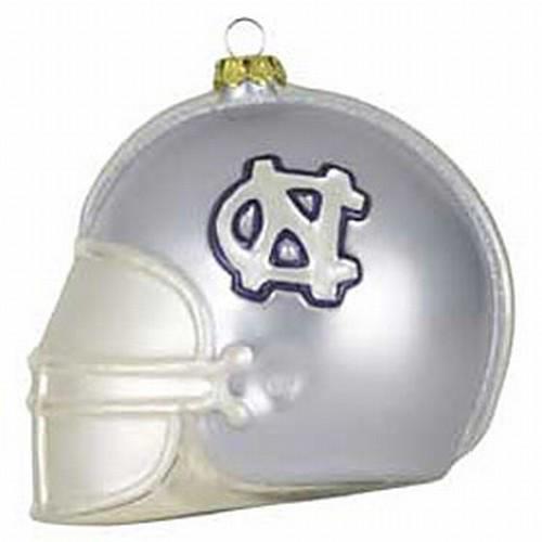 North Carolina Tar Heels Ornament 3 Inch Helmet CO