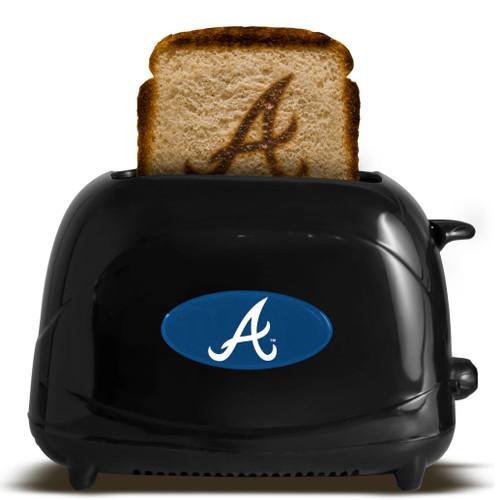Atlanta Braves Toaster Black