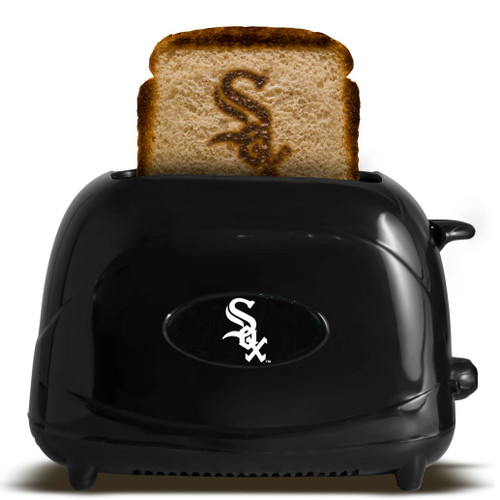 Chicago White Sox Toaster Black