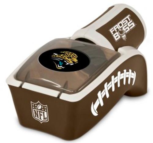 Jacksonville Jaguars Frost Boss Can Cooler CO
