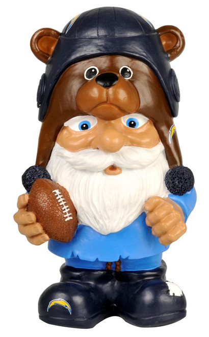 Los Angeles Chargers Garden Gnome Mad Hatter