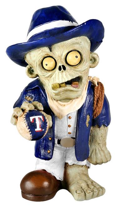 Texas Rangers Zombie Figurine - Thematic