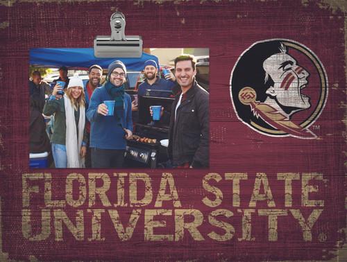 Florida State Seminoles Clip Frame - Special Order