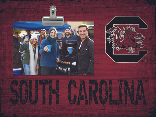 South Carolina Gamecocks Clip Frame - Special Order