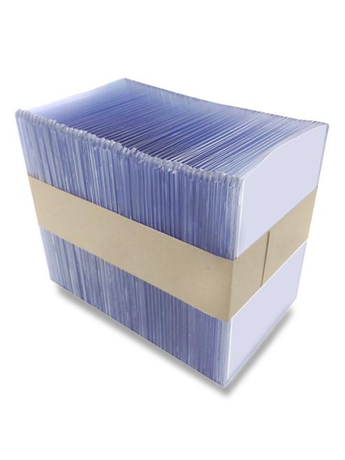 Top Loader 3x4 130 Pt Bulk Case 1000 Count - Special Order