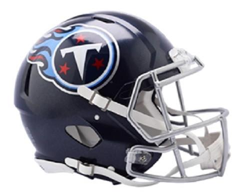 Tennessee Titans Helmet Riddell Pocket Pro Speed Style 2018