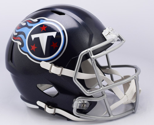 Tennessee Titans Helmet Riddell Replica Full Size Speed Style 2018