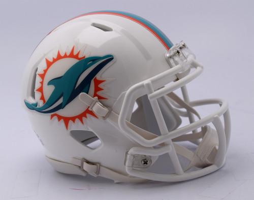 Miami Dolphins Helmet Riddell Pocket Pro Speed Style 2018