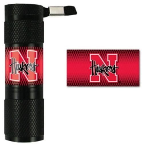 Nebraska Cornhuskers Flashlight LED Style