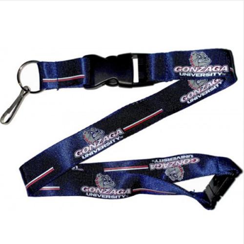 Gonzaga Bulldogs Lanyard Blue - Special Order