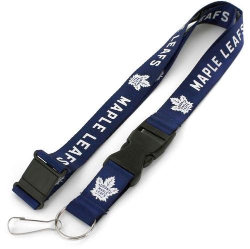 Toronto Maple Leafs Lanyard Blue