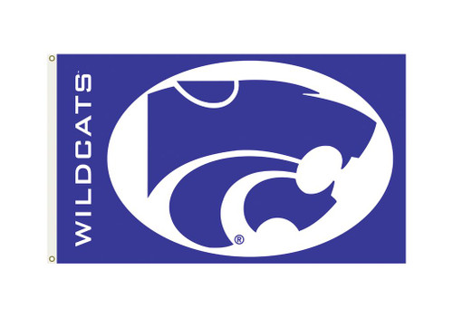 Kansas State Wildcats Flag 3x5 - Special Order