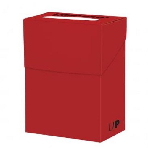 Deck Box Red