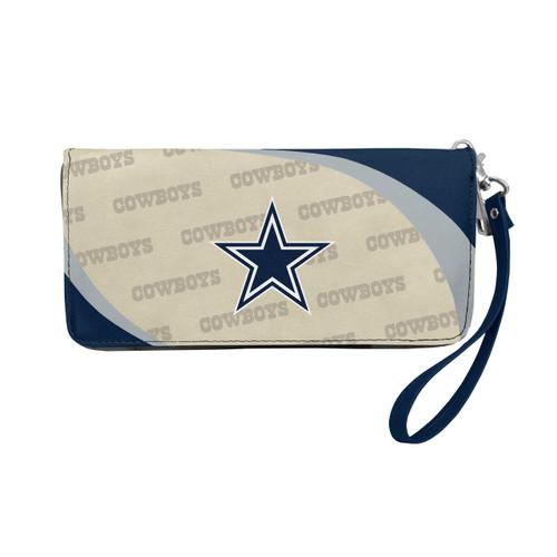 Dallas Cowboys Wallet Curve Organizer Style