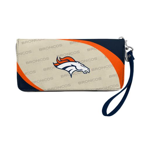 Denver Broncos Wallet Curve Organizer Style