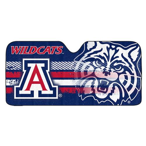 Arizona Wildcats Auto Sun Shade 59x27