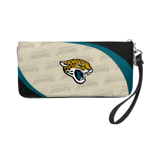 Jacksonville Jaguars Wallet Curve Organizer Style