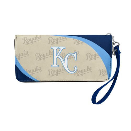 Kansas City Royals Wallet Curve Organizer Style