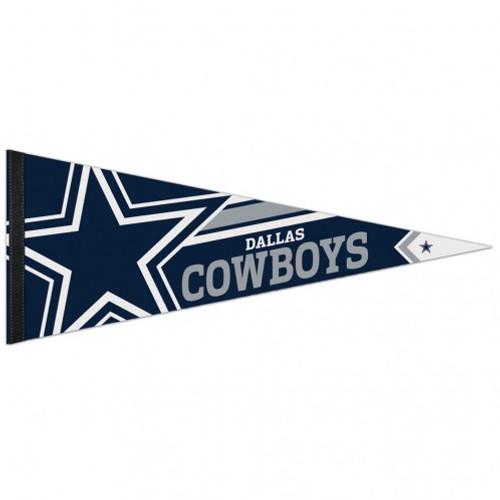 Dallas Cowboys Pennant 12x30 Premium Style