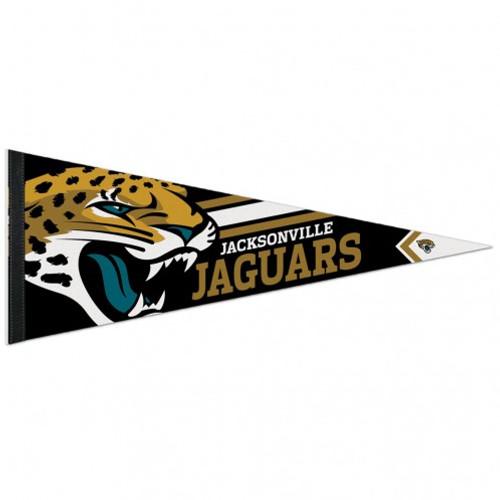 Jacksonville Jaguars Pennant 12x30 Premium Style