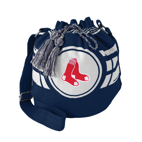Boston Red Sox Bag Ripple Drawstring Bucket Style