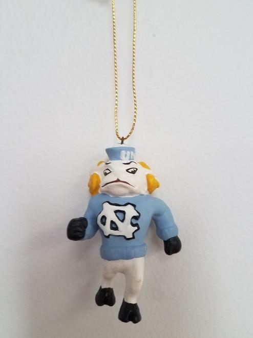 North Carolina Tar Heels Mascot Figurine