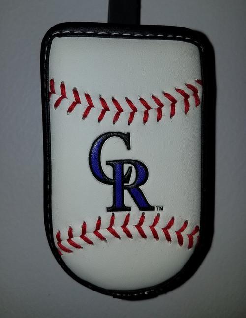Colorado Rockies Cell Phone Case Flip Phone Classic Baseball