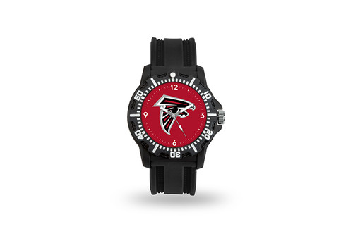 Atlanta Falcons Watch Men's Model 3 Style with Black Band