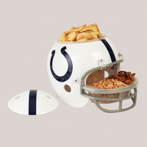 Indianapolis Colts Snack Helmet - Special Order