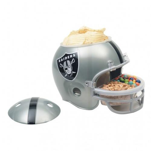 Las Vegas Raiders Snack Helmet - Special Order