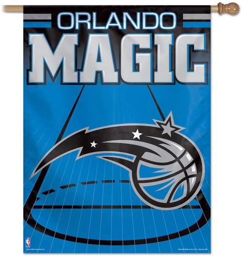 Orlando Magic Banner 28x40 Vertical - Special Order