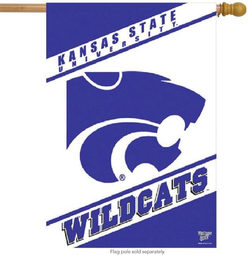 Kansas State Wildcats Banner 28x40 Vertical - Special Order