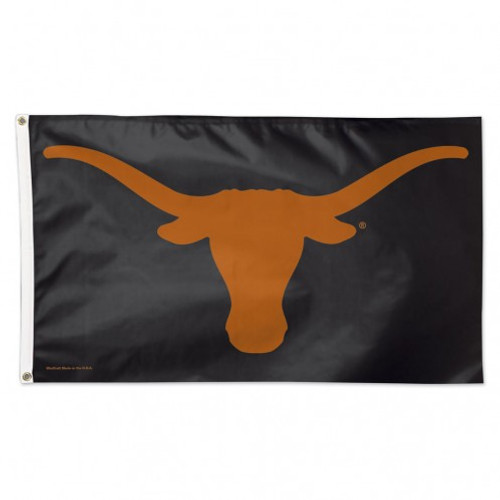 Texas Longhorns Flag 3x5 Deluxe Style - Special Order