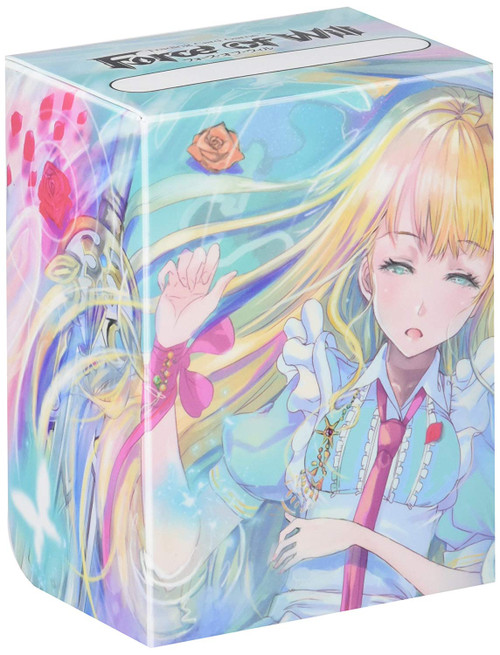 Deck Box - Force of Will (60/cs) - Alice #2 - - Special Order