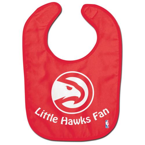 Atlanta Hawks Baby Bib All Pro Style - Special Order