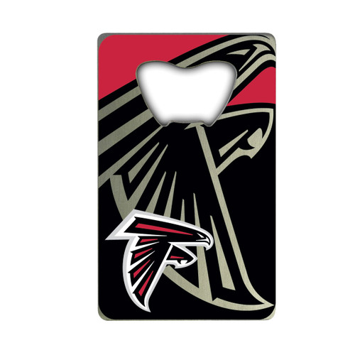 Atlanta Falcons Bottle Opener Credit Card Style - Special Order