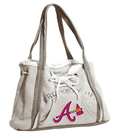 Atlanta Braves Hoodie Purse - Special Order