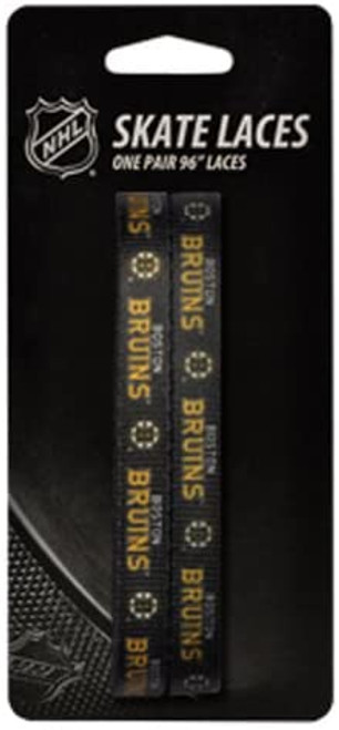 Boston Bruins Shoe Laces 54 Inch - Special Order