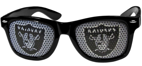 Las Vegas Raiders Sunglasses Game Day Style - Special Order
