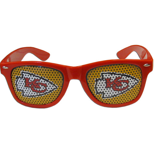 Kansas City Chiefs Sunglasses Game Day Style - Special Order